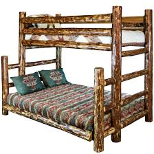 Rc Willey Bed Frames by Amish Furniture Meadowlark Log Homes