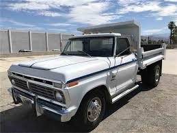 1973 Ford F350 DUMP TRUCK For Sale | ClassicCars.com | CC-1033199 Ford Dump Trucks In North Carolina For Sale Used On Texas Buyllsearch 1997 F350 Truck With Plow For Auction Municibid 1973 Dump Truck Classiccarscom Cc1033199 Nsm Cars 2012 Plowsite Truckdomeus 2006 60l Power Stroke Diesel Engine 8lug 2011 And Tailgate Spreader F550 Dump Truck My Pictures Pinterest Commercial Sale Maryland 2010 1990 Oxford White Xl Regular Cab Chassis