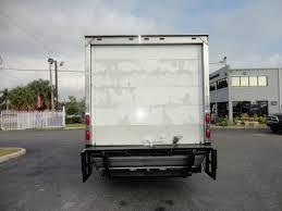 2011 Used Isuzu NRR 20FT DRY BOX..ALUMINUM TUCK UNDER LIFTGATE At ...