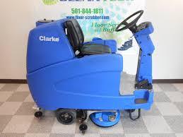 Clarke Floor Scrubber Pads by Clarke Focus 28 Disc Rider Floor Scrubber