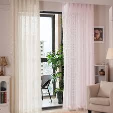luxus stilvolle gardinen schlafzimmer tüll vorhang fenster wohnzimmer vorhang jacquard gewebe tür balkon klar vorhänge 095