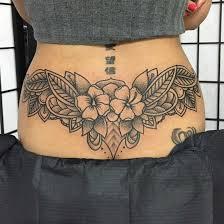 Hot Lower Back Tattoos Tramp Stamp 12