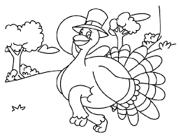 Updated Free Thanksgiving Coloring Pages