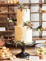 Modern Rustic Dessert Bar Wedding Ideas