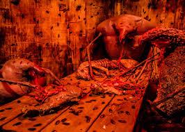Knotts Halloween Haunt Mazes by Meet The World Knott U0027s 40th Halloween Haunt Part 3 Gypsy Camp