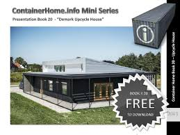 100 Free Shipping Container House Plans Homes Book 20 By Shippingcontainerhomes