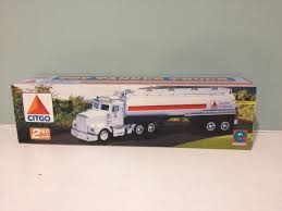 1997 Citgo Toy Tanker Truck 2nd In A Series NEW | #1725960835 Citgo 1997 Toy Tanker Truck Estatesaleexpertscom Bp 1992 Vintage With Wired Remote Control New Ebay Lot Of 2 Texaco Colctible Toys Gearbox Peterbilt Tanker 1975 1993 Mobil Collectors Series Le 14 In Original Amazoncom Amoco Silver Toys Games 2004 Hess Miniature Classic Wood Tractor Trailer Etsy Upc 089907246353 Bp Limited Edition Milk Sideview Stock Photo Image Of Truck Toys Sand Play Haba Usa 1976 Working Three Barrels In Box Inserts
