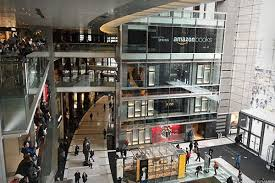 Amazon AMZN Is on a Quiet Rampage in New York City With This New