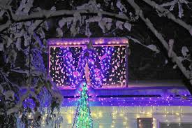 Griswold Christmas Tree Through Roof by Guide To Naperville Christmas Lights And Holiday House Displays