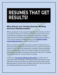 Why Should You Choose Resume Writing Services Massachusetts? By ... Why Should You Choose Resume Writing Services Massachusetts By Service Personal Style Job Etsy Review Of Freeresumetipscom Top Resume Writing Services For Accouants Homework Example Professional Online Expert How Credible Are They Course Error Forbidden In Rhode Island Reviews Yellowbook Help Do Professional Writers