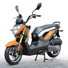 200cc DFX Gas Scooter For Sale
