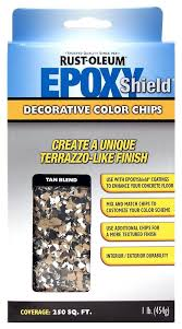 Rust Oleum Epoxyshield Garage Floor Coating Instructions by Amazon Com Rust Oleum 238469 Epoxyshield Decorative Color Chips