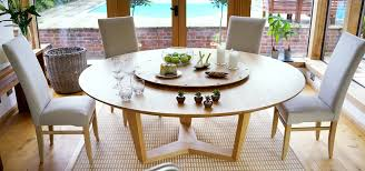 Orbit Lazy Susan Our Round Dining Table