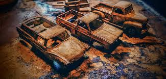 100 How To Stop Rust On A Truck Hot Wheels Custom Hotwheels Diecast Cars