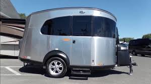 100 Pictures Of Airstream Trailers 2017 Basecamp 16NB Small Light Weight Travel Camping Trailer