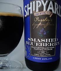 Shipyard Pumpkin Ale Recipe by Smashed Blueberry From Shipyard Brewing U2013 Beer Living