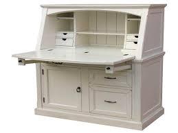 white coastal secretary desk ideas placing a secretary desk in a