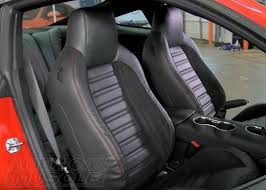 S550 Mustang Seats Picking the Best ones for Your Pony