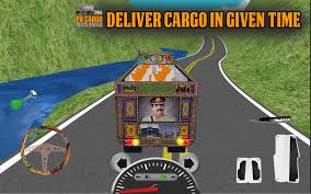 PK Cargo Truck Driver 2016: Amazon.co.uk: Appstore For Android