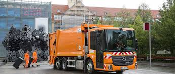 100 Waste Management Garbage Truck Neat Waste Disposal With The Econic MBS World