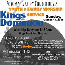 Kings Dominion Halloween Haunt Schedule by Kings Dominion Worship U0026 Fun U2014 Hampton Roads Church