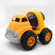 100 Cement Mixer Toy Truck 12 Plastic Mini