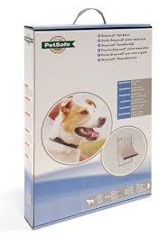 Doggie Door For Patio Door Canada by Petsafe Staywell Aluminium Pet Door Large Amazon Co Uk Pet Supplies