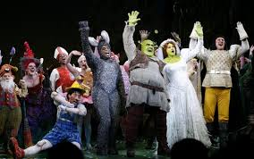 Curtain Call Richmond Va by Coverage Shrek The Musical Opening Night Curtain Call
