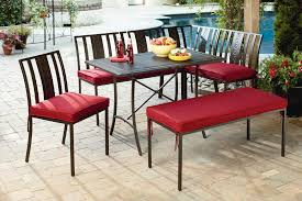Kmart Jaclyn Smith Patio Furniture by Jaclyn Smith Jackson 6 Piece Nook Dining Set Limited Availability