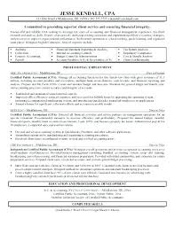 Certified Public Accountant Cover Letter Resume Examples Word Accounting Clerk Sample