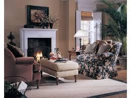 Highland House Sarah Skirted Chair And A Half 2542 50
