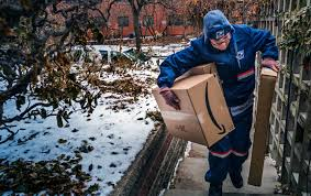 Postal-Service Workers Are Shouldering The Burden For Amazon | The ...