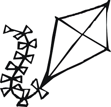 Kite Coloring Page Related Keywords Suggestions