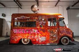 100 Lowrider Ice Cream Truck Mister Cartoons Lowrider Ice Cream Van SuperFly Autos