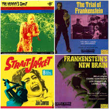 Castle Films 8mm Home Movies Frankensteinia Pinterest Vintage