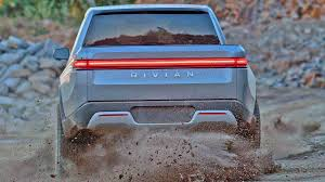 100 Truck Video This Lone Rivian R1T Electric Shows All