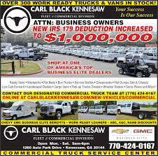 100 Box Trucks For Sale In Ga Commercial Truck In Kennesaw GA Auto Dealerships Carl Black