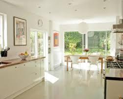 white gloss floor tile houzz
