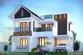 100 Www.modern House Designs 1830 Sqft 4 Bedroom Beautiful Modern House Kerala Home