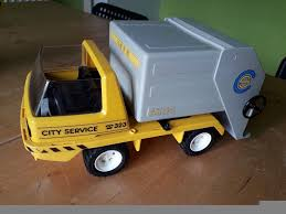 Play Mobil Rubbish Truck And Helicopter | In Sidmouth, Devon | Gumtree