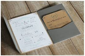 Diy Rustic Wedding Invitations To Inspire You How Make The Invitation Look Remarkable 4