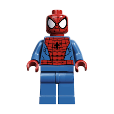 Appealing Lego Spiderman Coloring Pages