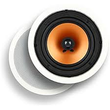 Angled In Ceiling Surround Speakers by Amazon Com Theater Solutions Tss6a 6 5 Inch Angled Ceiling