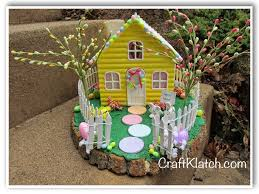 Craft Klatch R DIY Resin Easter Bunny House Series