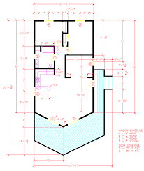 Draw Floor Plans For Your House In Autocad 2d By Ivkee
