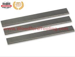 Jet Woodworking Machinery Ireland by Jet Jpt310 Set Of 3 X Hss Planer Blades 310mm Long To Fit Jet