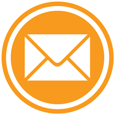 Email Icon Orange transparent PNG StickPNG