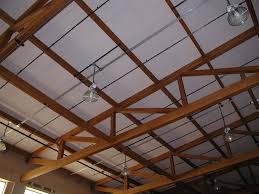 Tectum V Line Ceiling Panels by Tectum Roof U0026 Judge B Davies High Fargo Nd
