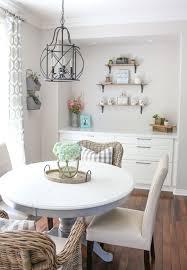 Modern Farmhouse Dining Room Table DIY Gray