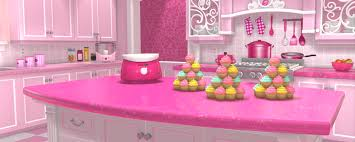Barbie Doll House Kitchen Furniture SinkStoveCabnets 152286419
